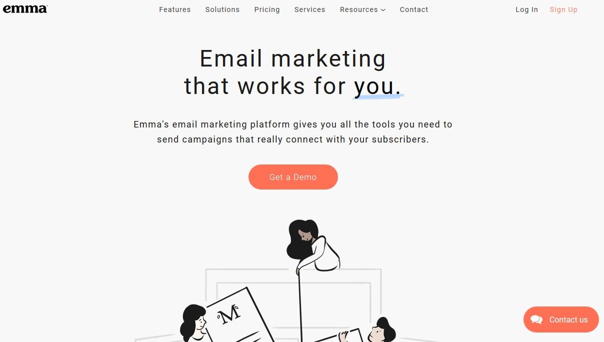 Welches ist das beste Newslettertool 2021? emma