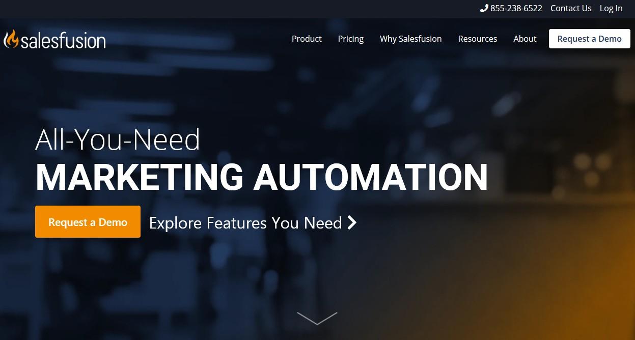 Welche Marketing Automation Software ist die Beste? (2021) salesfusion
