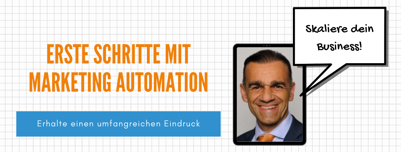 Lernkurs Marketing Automation für Neulinge