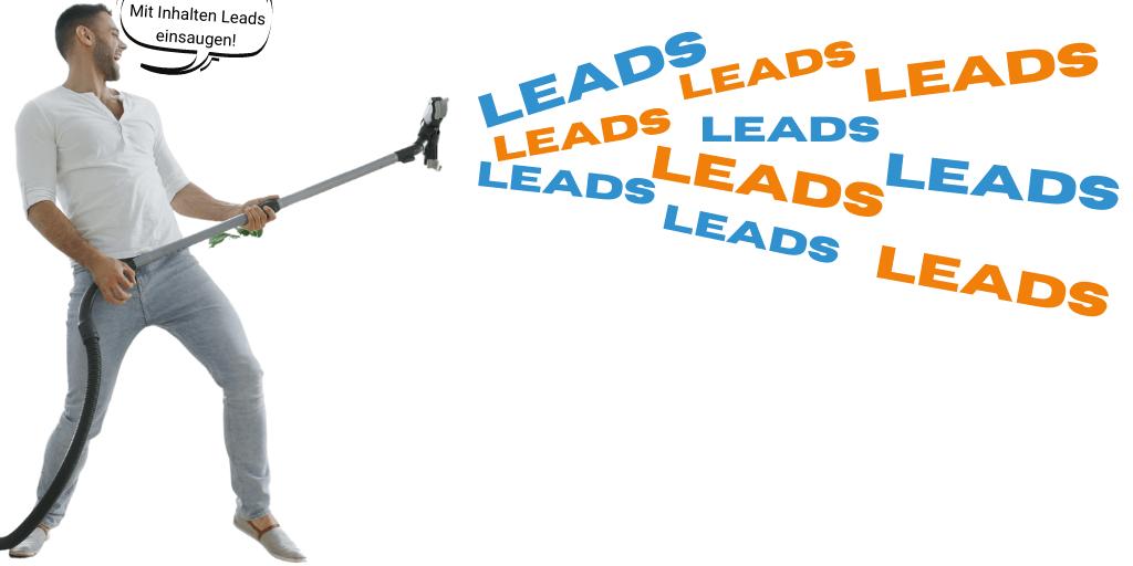 Content Marketing – Inhalte generieren Leads