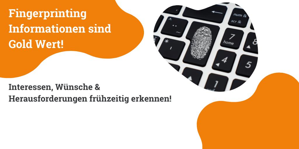 Tracking Fingerprinting